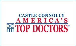 Castle Connolly America's Top Doctors award
